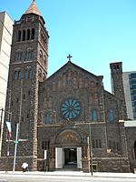 Philadelphia Episcopal Cathedral, see of the Episcopal Diocese of Pennsylvania
