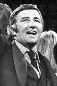 Richard Dawson, a regular panelist from 1973 to 1978, was usually chosen to participate in the head-to-head match.