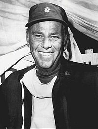 McLean Stevenson became a regular panelist during its final season in syndication.