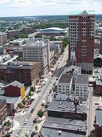 9. Manchester, New Hampshire