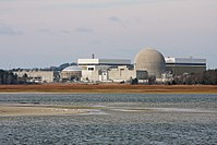 Seabrook Station Nuclear Power Plant in Seabrook, New Hampshire