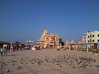 Somnath Temple in 2012