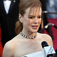 Kidman at the 83rd Academy Awards in 2011
