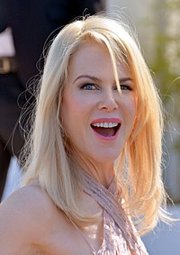 Kidman at the 2017 Cannes Film Festival