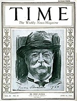 Time cover, 30 June 1924