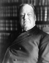 Taft promoted Associate Justice Edward Douglass White to be Chief Justice of the United States.