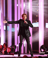 Barry Manilow discography