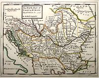 1726 Map of The Ottoman Empire in the Balkans