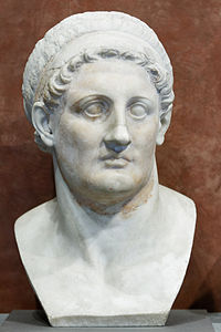 Ptolemy, an officer under Alexander the Great, was nominated as the satrap of Egypt. Ptolemy made Egypt independent and proclaimed himself King and Pharaoh.