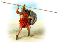 Seleucus led the Royal Hypaspistai during Alexander's Persian campaign.