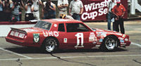 Speed's 1983 Cup car