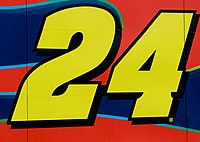 Hendrick Motorsports Car No. 24