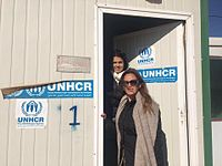 In Jordan, UNHCR remains responsible for the Syrian refugees and the Zaatari refugee camp.