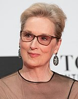 List of awards and nominations received by Meryl Streep