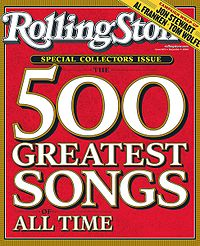 Rolling Stone cover from 2004.