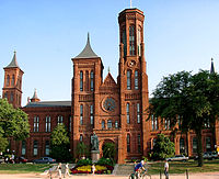 The Smithsonian Institution is the world's largest research and museum complex.