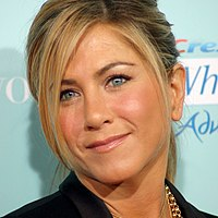 Aniston at the premiere of He's Just Not That Into You in 2009