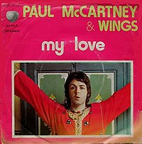 My Love (Paul McCartney and Wings song)