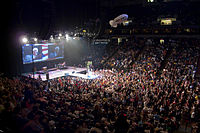 Paul's Rally for the Republic, held in Minneapolis, Minnesota on September 2, 2008