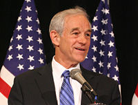Paul at the 2007 National Right to Life Committee Convention