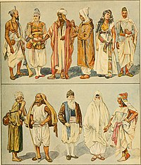 People of Maghreb