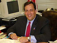 Christie, c.June 2004, served as the United States Attorney for New Jersey from 2002 to 2008