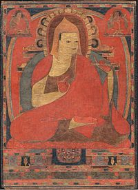 Atiśa lived during the 11th-century and was one of the major figures in the spread of Mahayana and Vajrayana Buddhism in Asia and inspired Buddhist thought from Tibet to Sumatra.
