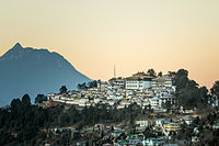 Tawang Monastery in Arunachal Pradesh, was built in the 1600s, is the largest monastery in India and second largest in the world after the Potala Palace in Lhasa, Tibet.