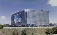American Express Italy HQ in Rome