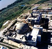 Atucha Nuclear Power Plant was the first nuclear power plant in Latin America. The electricity comes from 3 operational nuclear reactors: The Embalse Nuclear Power Station, the Atucha I and II.