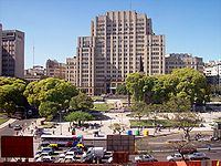 The University of Buenos Aires School of Medicine, alma mater to many of the country's 3,000 medical graduates, annually
