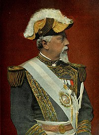 """Julio Argentino Roca was a major figure of the Generation of '80 and is known for directing the """"Conquest of the Desert"""". During his two terms as President many changes occurred, particularly major infrastructure projects of railroads; large-scale immigration from Europe and laicizing legislation strengthening state power."""