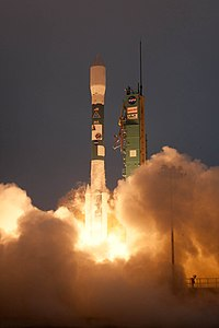 SAC-D is an Argentine earth science satellite built by INVAP and launched in 2011.