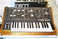 The band was named after the Moog Prodigy synthesiser