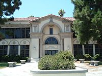 Torrance High School, one of the oldest high schools in continuous use in California