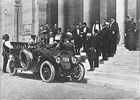 The assassination of the heir to the Austro-Hungarian throne, Archduke Franz Ferdinand of Austria, precipitated a global war