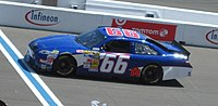 Blaney's No. 66 for Prism Motorsports in 2010