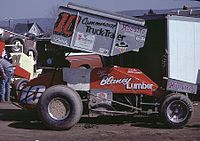 Blaney's 1982 Family Owned Sprint Car