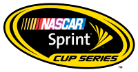 The Sprint Cup Series logo from 2008 to 2016.
