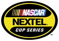 The Nextel Cup Series logo from 2004 to 2007.