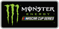 The Monster Energy NASCAR Cup Series logo from 2017 to 2019