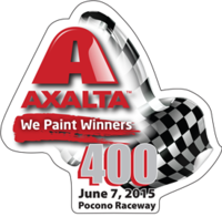 "2015 Axalta ""We Paint Winners"" 400"