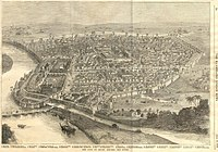 The City of Delhi Before the Siege - The Illustrated London News Jan 16, 1858
