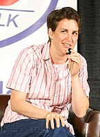 Maddow in 2008