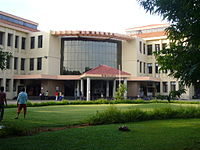 Indian Institute of Technology, Madras is a premier engineering institute in India