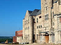 The Missouri State Penitentiary, where Berdella remained incarcerated until his death in 1992