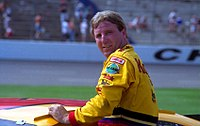 Sterling Marlin finished third in the championship