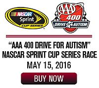 2016 AAA 400 Drive for Autism