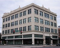 The S. H. Kress and Co. Building is on the National Register of Historic Places.
