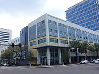 The St. Petersburg College Downtown Center